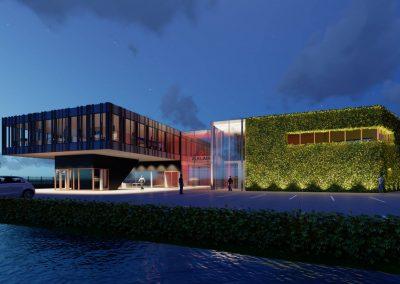Nieuwbouw kantoor Alklima