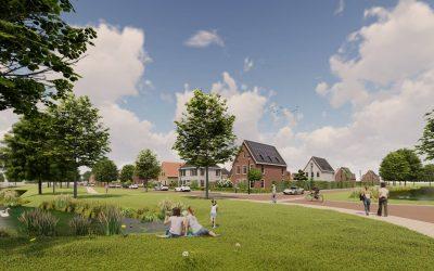 Waterwijk Fijnaart Gemeente Moerdijk