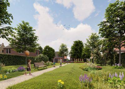 Waterwijk Fijnaart