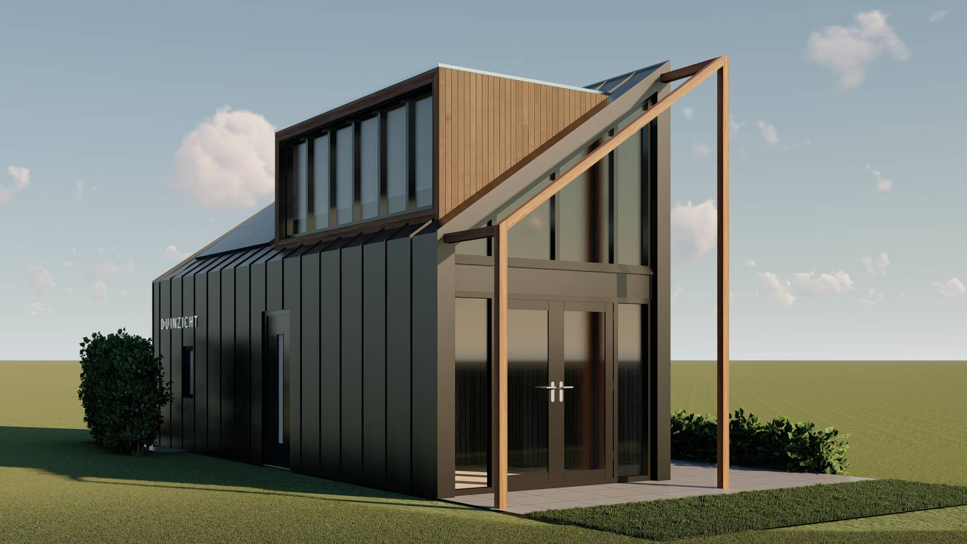 artist impression tiny house