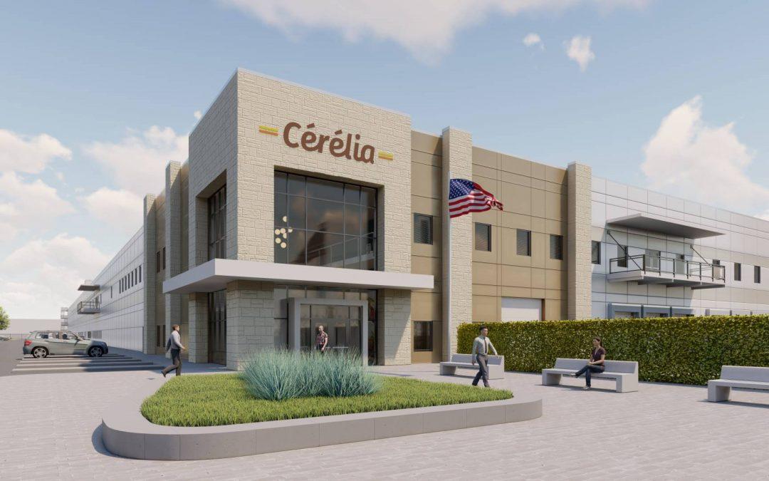 Cérélia fabriek USA